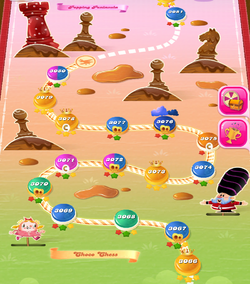 Choco Chess HTML5 Map