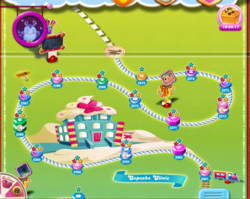 Cupcake Clinic Map