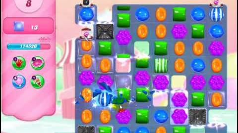 Candy Crush Friends Group Level 2797 NO BOOSTERS 3Stars Redesigned 271017