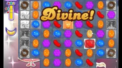 Candy Crush Saga Dreamworld Level 167 (Traumwelt)