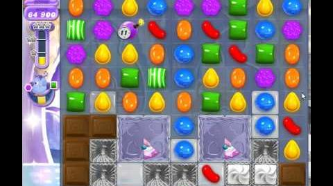 Candy Crush Saga Dreamworld Level 505