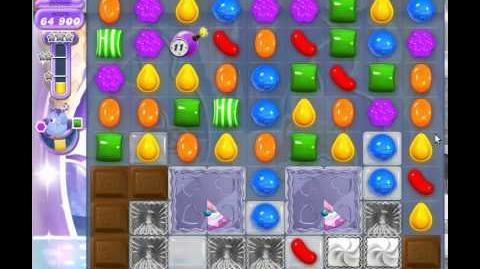 Candy Crush Saga Dreamworld Level 505