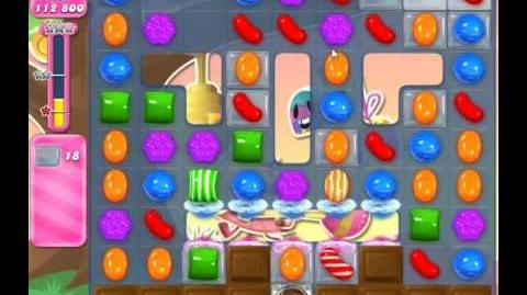 Candy Crush Saga Level 1719 - NO BOOSTERS