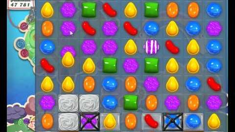 Candy Crush Saga Level 61