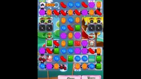 Candy Crush Level 1920 (3rd version, 5 candy colours)