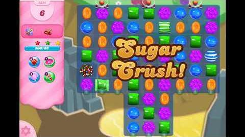 Candy Crush Saga - Level 2854 - No boosters ☆☆☆