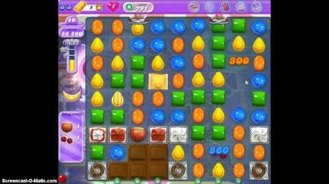 Candy Crush Saga Dreamworld 291 Walkthrough No Booster