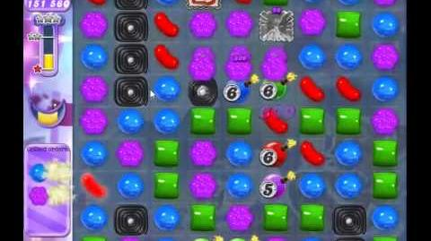 Candy Crush Saga Dreamworld Level 489 (Traumwelt)