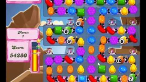 Candy Crush Saga Level 2165 NO BOOSTER (2nd Version + 3 Stars)