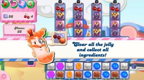 Candy Crush Saga Level 2802 NO BOOSTERS