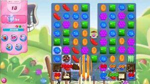 Candy Crush Saga Level 4877 NO BOOSTERS