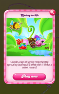Spring to life Info