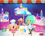Bonkers Bakery background