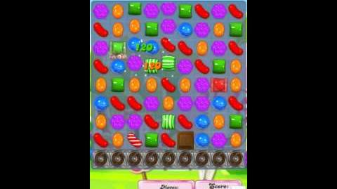 Candy Crush Level 459 New 70 Purple