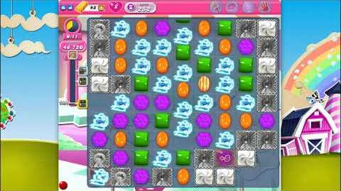 Candy Crush Saga - Level 252 - No boosters ☆☆☆