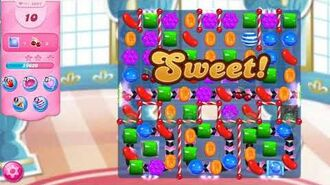 Candy Crush Saga - Level 4697 - No boosters ☆☆☆
