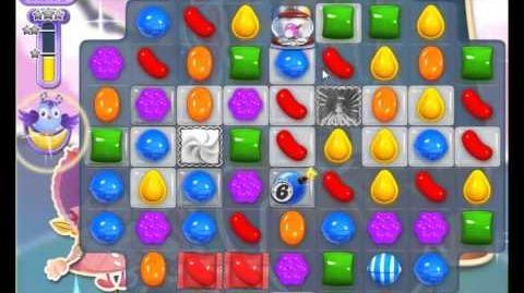 Candy Crush Saga Dreamworld Level 284 (Traumwelt)