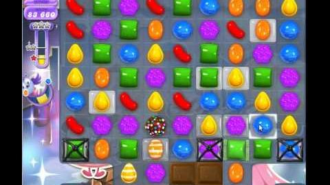 Candy Crush Saga Dreamworld Level 449