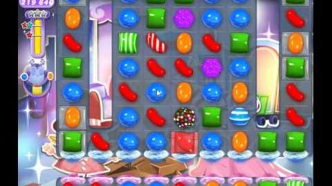 Candy Crush Saga Dreamworld Level 451 (Traumwelt)
