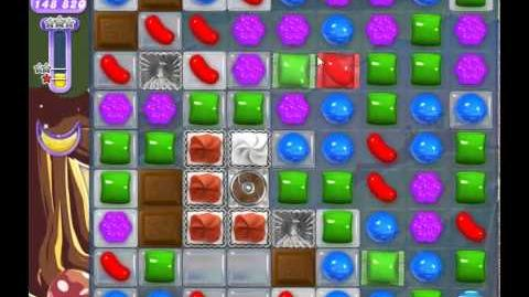 Candy Crush Saga Dreamworld Level 651 (Traumwelt)