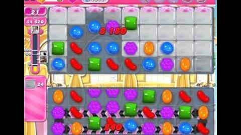 Candy Crush Saga Level 1011