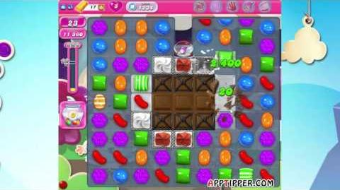 Candy Crush Saga Level 1234 - ★★★