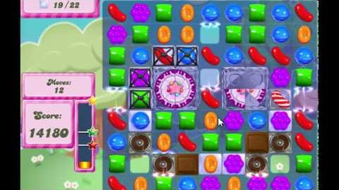 Candy Crush Saga Level 2817 NO BOOSTERS (15 moves)