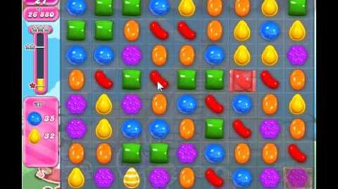 Candy Crush Saga Level 321 - 2 Star - no boosters