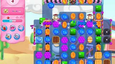 Candy Crush Saga Level 4448 NO BOOSTERS