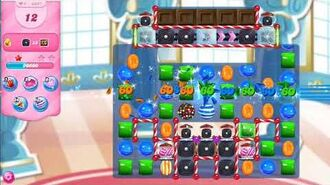 Candy Crush Saga Level 4837