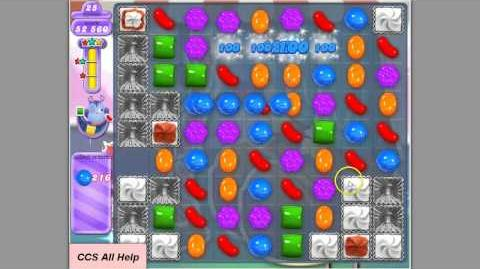 Candy Crush saga DREAMWORLD Level 276 NEW