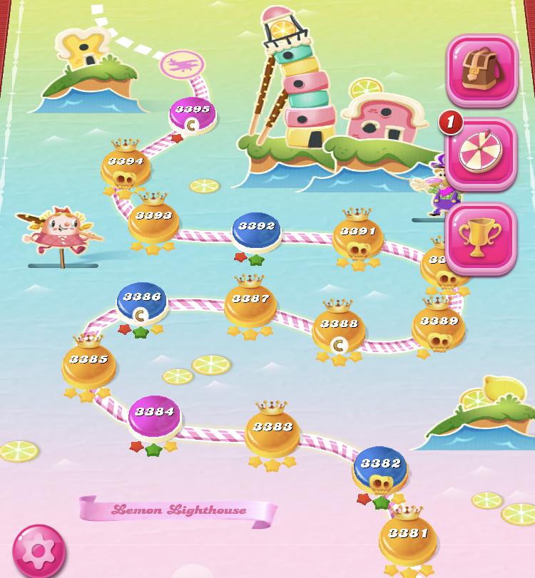 Lemon Lighthouse | Candy Crush Saga Wiki | FANDOM powered by