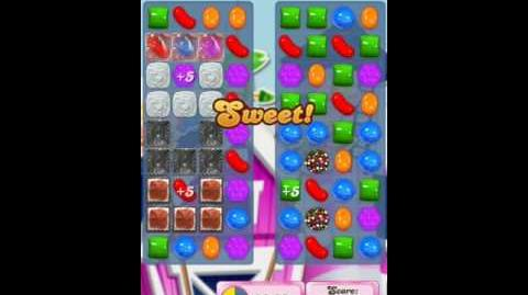 Candy Crush Level 1885 (3rd version, 27 seconds)
