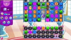 Candy Crush Saga - Level 4154 - No boosters ☆☆☆