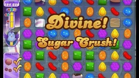 Candy Crush Saga Dreamworld Level 242 - 3 Stars NB