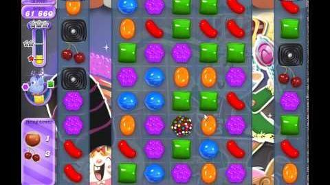 Candy Crush Saga Dreamworld Level 383-5