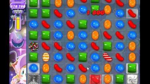 Candy Crush Saga Dreamworld Level 468(No boosters)