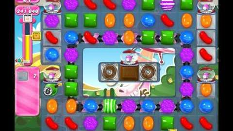 Candy Crush Saga Level 2011 ( New with 8 Moves Candy Bombs ) No Boosters 3 Stars