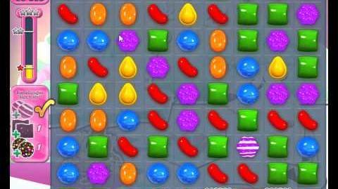 Candy Crush Saga Level 254