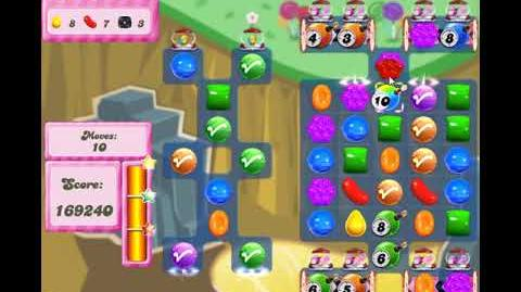 Candy Crush Saga Level 2842 NO BOOSTERS 3Star 2700plus Group