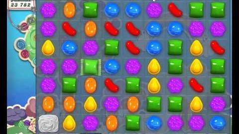 Candy Crush Saga Level 52