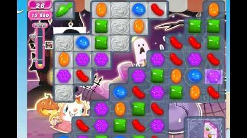 Candy crush saga level 721 (no boosters)