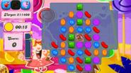 Level 297 mobile new colour scheme (before candies settle)