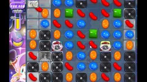 Candy Crush Saga Dreamworld Level 466(No boosters)