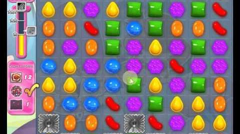 Candy Crush Saga LEVEL 1526 new version (25 moves)