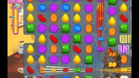 Candy Crush Saga Level 1580