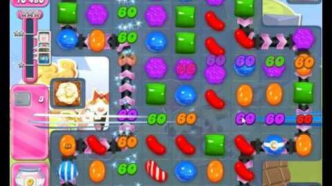 Candy Crush Saga Level 1660 NO BOOSTER (2nd Version)