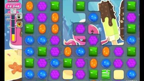 Candy Crush Saga Level 1741 NO BOOSTER (2nd Version + 3 Stars)