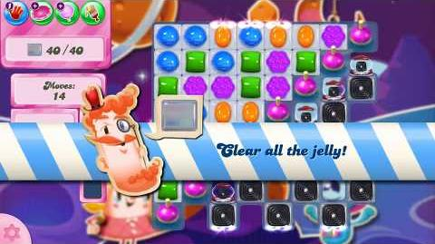 Candy Crush Saga Level 2635 NO BOOSTERS