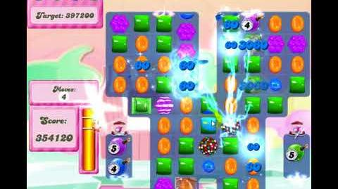 Candy Crush Saga Level 2803 NO BOOSTERS 3Star 2700plus Group Redesigned 151017